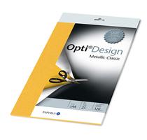 Papier Opti®Design Metallic Classic