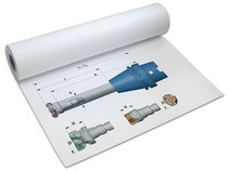 Papyrus Plotter-Papier DigitalJet Standard