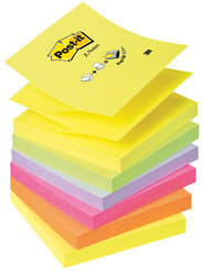 Post-it® Haftnotiz Z-Notes Neon