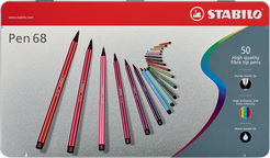 Premium-Filzstift STABILO® Pen 68 Etui