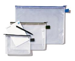 Rexel® Reißverschlusstasche Mesh Bag