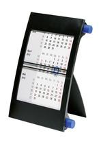 rido / idé Monats-Wandkalender Drei-Monats-Tischkalender