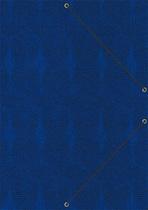 "RNK Elegante Dokumentenmappe ""Style Sea Blue"", bis DIN A4"