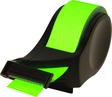 RNK Haftnotiz Nachfüllrolle 19mm x 10m neongrün für Abroller CT1884