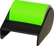 RNK Haftnotiz Rolle im Abroller - neongrün, 60mm x 10m, nachfüllbar
