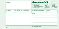 RNK Kurznachricht-Block