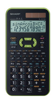 Sharp Taschenrechner EL-531XGGN