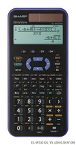 Sharp Taschenrechner Schulrechner EL-W531XGVL