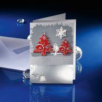 Sigel Handmade-Weihnachts-Karten (inkl. Umschläge)