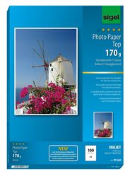 Sigel Inkjet Fotopapier Top