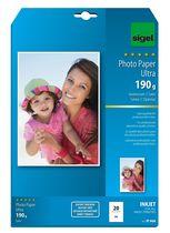 Sigel Inkjet Fotopapier Ultra