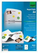 Sigel InkJet Magnet Papiere