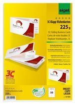 Sigel Klapp-Visitenkarten, 3C