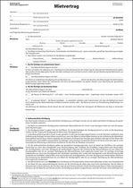 Vertragsformular Bei Papersmart Günstig Kaufen