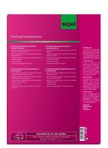 Sigel Overhead-Folien für S / W-Kopierer