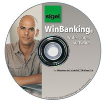 Sigel WinBanking Professional, Software f. Bankformular-Management