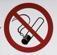 Smartbox Pro Schild Rauchen verboten