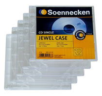 Soennecken CD Single Jewel Case