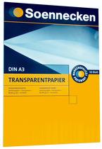 Soennecken Transparentpapier-Block