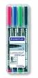 STAEDTLER® Feinschreiber Lumocolor® CD / DVD pen