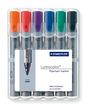 STAEDTLER® Flipchart-Marker Lumocolor®