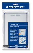 STAEDTLER® Lumocolor® memo board set