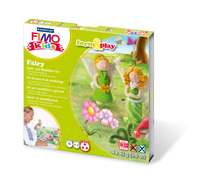 "STAEDTLER® Modelliermasse FIMO® Kids Materialpackung Form & Play ""Fairy"""