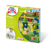 """STAEDTLER® Modelliermasse FIMO® Kids Materialpackung Form & Play """"knight"""""""