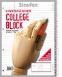 """Staufen Original Collegeblock """"Linkshänder"""""""