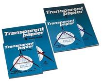 Staufen Transparentpapier-Block Original