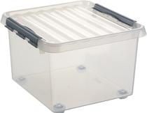 Sunware by helit Box mit Rollen 26 Liter
