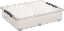 Sunware by helit Box mit Rollen 60 Liter