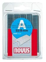 Tacker (Hand, Teile) NOVUS 53 / 14 superhart a`1.000 Tackerklammer