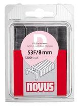 Tacker (Hand, Teile) NOVUS 53F / 8 vz a`1.200 Tackerklammer