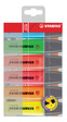 Textmarker STABILO® BOSS® ORIGINAL Etui