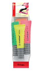 Textmarker STABILO® Neon