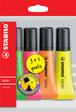 Textmarker STABILO® Neon Promotion-Pack