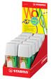Textmarker STABILO® swing® cool Box