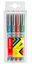 Tintenroller STABILO® worker®+ colorful