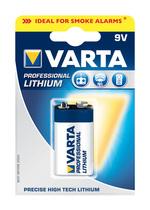 Varta Batterie Professional Lithium 9V
