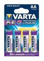 Varta Batterie Professional Lithium AAA