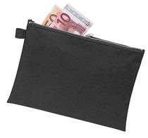 Veloflex Reißverschlusstasche / Banktasche Office