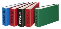 Veloflex Ringbuch, Bankordner