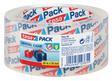 Verpackungsklebeband (Packhilfsmittel) tesapack® Crystal Clear