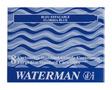 Waterman Tintenpatrone für Füllhalter Tintenpatronen