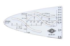 WEDO® Einheitsparabel (y=x²)