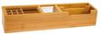 WEDO® Stiftablage, Utensilienablage Butler lang aus Bambus