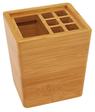 WEDO® Stiftablage, Utensilienablage Köcher Bambus
