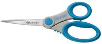 Westcott Schere Microban® Softgrip