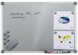 Whiteboard 2000 MAULpro Komplettset silver
